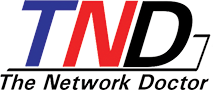 The Network Doctor, Inc. Logo